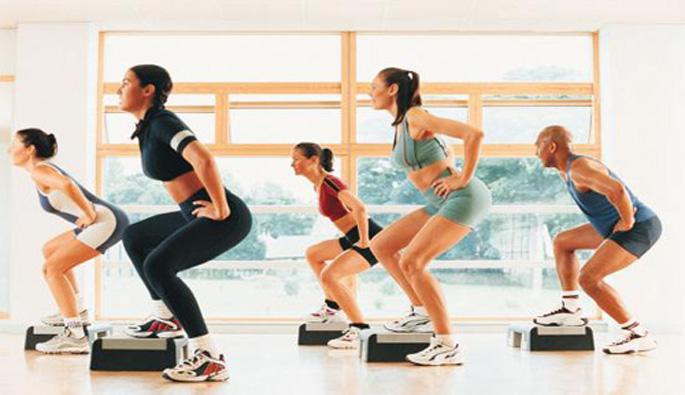 evde spor, spor önerileri, evde aerobic