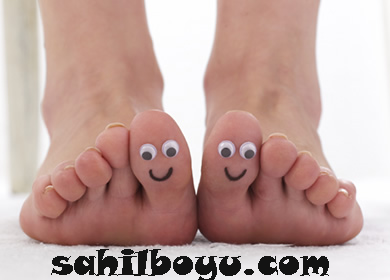 Ayak kokusu, sağlık sorunları, ayak terlemesini engellemek
