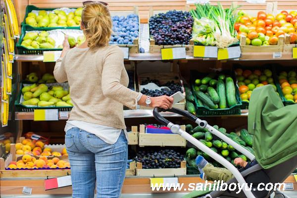hazır besin kullanımı, hazır besinlerin üstündeki, uyarılar, hazır besinlerin uyarısı