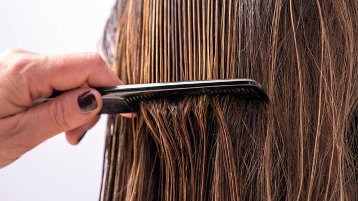 saç maskesi, saç uzatan maskeler, saç uzatmanın yolları