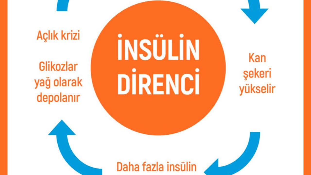 insülin direnci belirtisi, insülin direnci nasıl anlaşılır, insülin direnci faktörleri